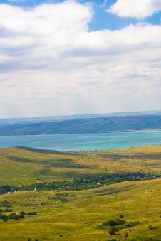 Free Summer Landscape Stock Image - 6351231