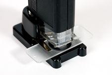 Free Pocket Microscope Stock Image - 6351651