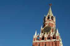 Free Kremlin In Moscow, Russia Stock Photos - 6351693