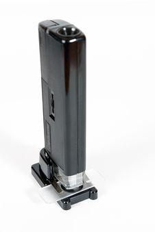 Free Pocket Microscope Royalty Free Stock Image - 6351706