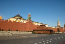 Free Red Square In Moscow, Russia Royalty Free Stock Photos - 6351708