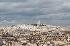 Free Roofs Of Paris Royalty Free Stock Photos - 6352678