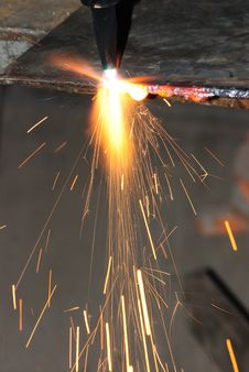 Free Welder At Work. Stock Images - 6353504