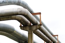 Free Industrial Pipelines Stock Photo - 6353570