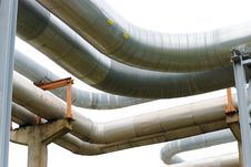 Free Industrial Pipelines Stock Photos - 6353603
