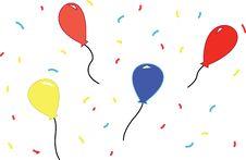 Free Balloons Stock Photo - 6353880