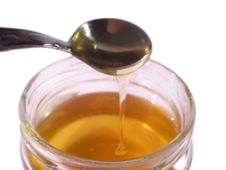 Free Honey In Jar Stock Image - 6355221
