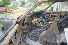 Free Car Fire Stock Photo - 6355940
