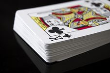 Free Game Cards Stock Photo - 6357320
