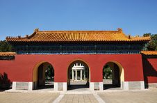 Free Chinese Traditional Building Stock Photography - 6357532