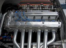 Free XK Racing Engine Stock Image - 6357561