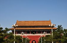 Free Chinese Traditional Building Royalty Free Stock Photography - 6357577