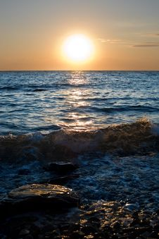 Free Sunset Stock Photo - 6357590