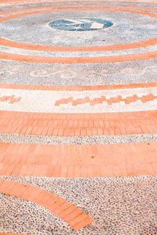 Free Old Walkway Pattern Stock Image - 6358351
