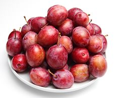 Free Plums Royalty Free Stock Photos - 6358378