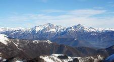 Free Mountains - Italy Stock Image - 6358621