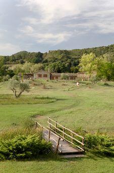 Free Luxury Countryhouse Stock Image - 6358751