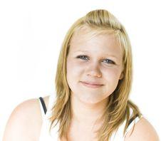 Free Happy Girl Stock Photo - 6359030