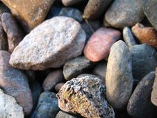 Free Pebbles Royalty Free Stock Images - 6359129