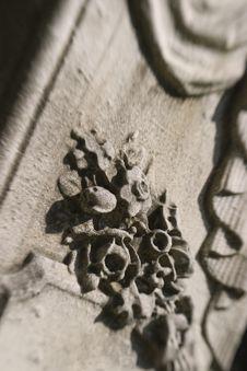 Free Gravestone Detail (Harrisburg) Royalty Free Stock Photography - 6359177