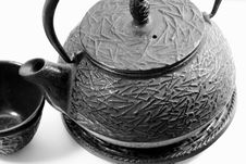 Free Tea Pot Royalty Free Stock Photos - 6359198