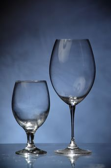 Free Glass Couple Stock Images - 6359484