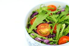 Free Salad Royalty Free Stock Images - 6359699