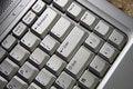 Free Laptop Keyboard Stock Images - 6368984