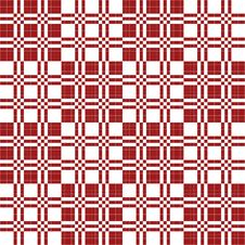 Free Retro Fabric Ornament Royalty Free Stock Image - 6360076