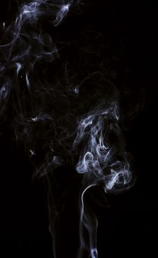 Free Smoke Royalty Free Stock Photography - 6360607