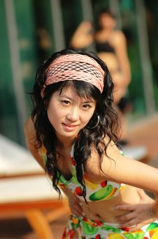Free Asian  Girl Royalty Free Stock Images - 6360639
