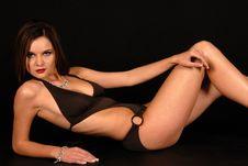 Free Swim Suit Model Photo Shoot Stock Photo - 6360850