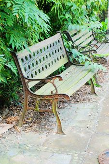 Free Dated Chairs Stock Image - 6361841