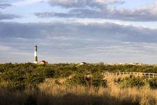 Free Fire Island Lighthouse Royalty Free Stock Photos - 6362018