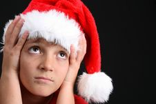 Free Christmas Boy Royalty Free Stock Images - 6362679
