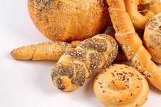 Free Bread Royalty Free Stock Image - 6363956