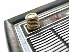 Free Tuning Knob Stock Photo - 6364140