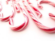 Free Candy Cane Royalty Free Stock Images - 6364179