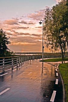 Free Pedestrian Road Stock Photo - 6364350