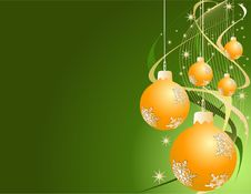 Free New Year S Decorations Royalty Free Stock Photo - 6366435