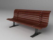 Free 3d Bench Stock Photos - 6366643