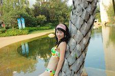 Free Asian  Girl Royalty Free Stock Image - 6367416
