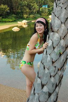 Free Asian  Girl Royalty Free Stock Photos - 6367418