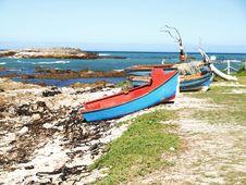 Free Fishing Boats Royalty Free Stock Photography - 6367457