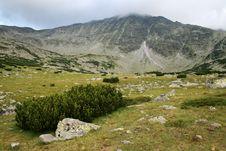 Free Rila - The Bulgarian Mountains Royalty Free Stock Photo - 6367635