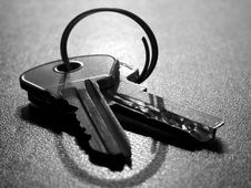 Free Keys Stock Photo - 6368250