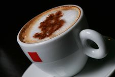 Free Cappucino With Dollar Sign Stock Photos - 6369713