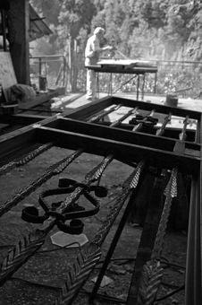 Free A Blacksmith Stock Images - 6369844