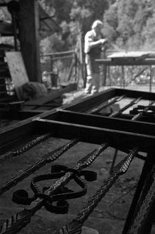 Free A Blacksmith Stock Images - 6369854