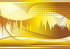 Free Gold Abstract Background Stock Photo - 6369980